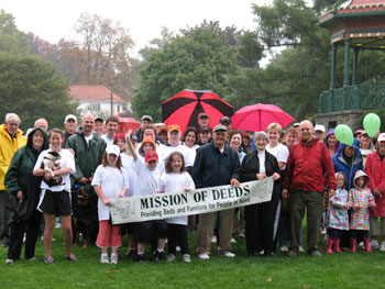Mission of Deeds 2008 Charity Walk