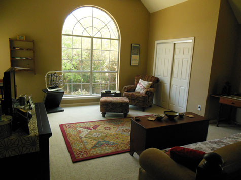 Let s take a house tour for Living room upstairs